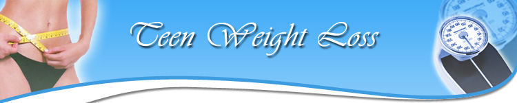 Easy Weight Loss For Teen at Teen Weight Loss
